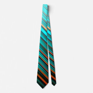 Very Cool Modern Multicoloured Neck Tie