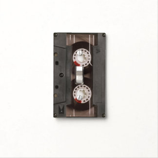 Very Cool Retro Cassette Tape Light Switch Cover