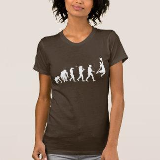 Very cool urban basketball ladies graphic shirt