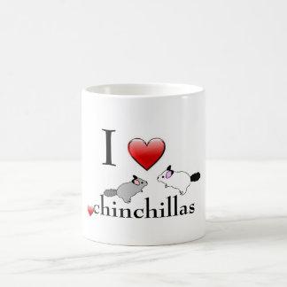 Very Cute! I love chinchillas coffee mug