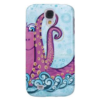 Very Cute Octopus -  Galaxy S4 Case