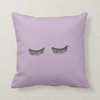 Cute Eyelash Pillow : Tumblr Pillows - Decorative & Throw Pillows Zazzle