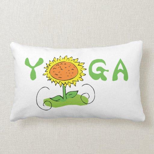 Very Cute Yoga Pillow