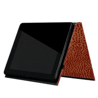 Very Elegant Ostrich Leather Look Powiscase iPad Folio Case
