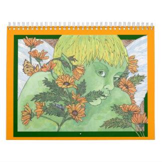 Very Fairy Calendar