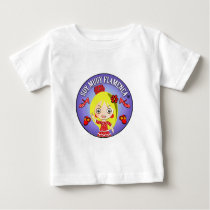camisetas niñas flamenca