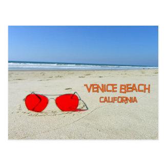 Very Funky Venice Beach Postcard