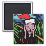 Very Funny Christmas Magnet