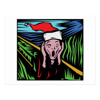 Very Funny Christmas Post Cards