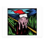 Very Funny Christmas Postcard