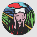Very Funny Christmas Sticker