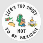 Very Funny Mexican Stickers
