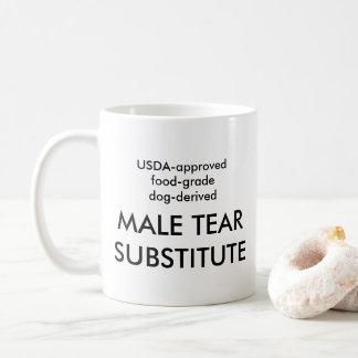 Very Good Male Tear Substitute Mug 100%