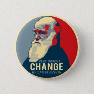 Very Gradual Change We Can Believe In Pinback Button
