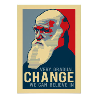 Very Gradual Change We Can Believe In Poster