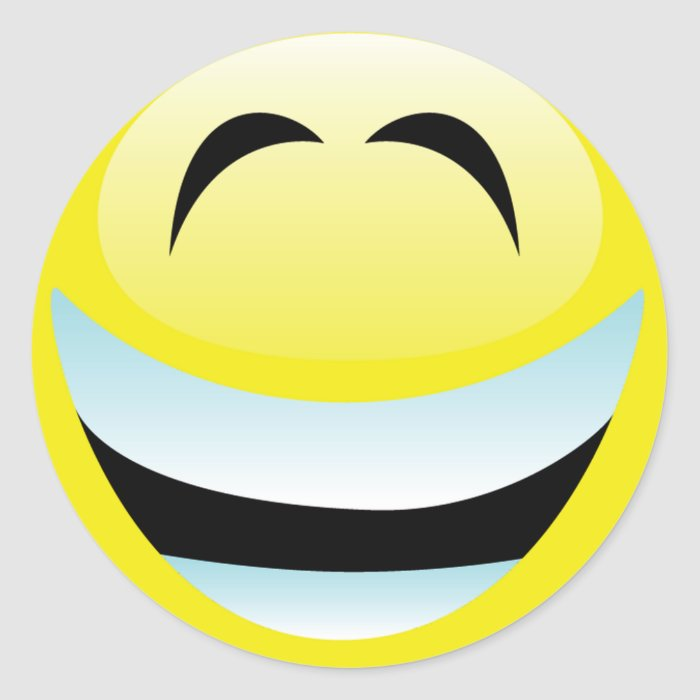The gallery for --> Really Happy Face Emoticon
