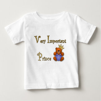 Very Important Prince Baby T-Shirt
