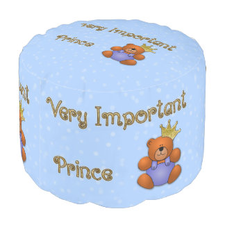 Very Important Prince pouf