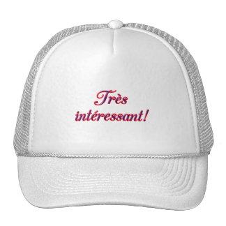 Very Interesting Mesh Hat