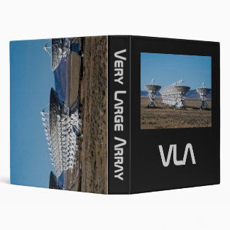 Very Large Array 7511 Binder