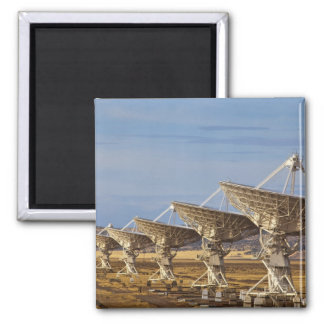 Very Large Array aka National Radio Astronomy 2 Inch Square Magnet
