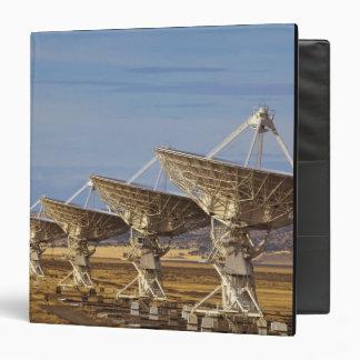 Very Large Array aka National Radio Astronomy Binder