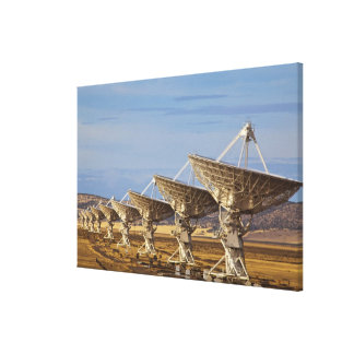 Very Large Array aka National Radio Astronomy Canvas Print