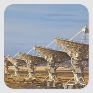 Very Large Array aka National Radio Astronomy Square Sticker