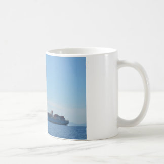 Very Large Container Ship Coffee Mug