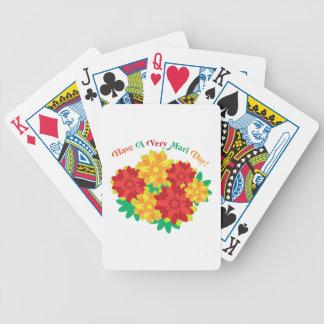 Very Mari Day Poker Cards