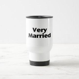 Very Married Travel Mug