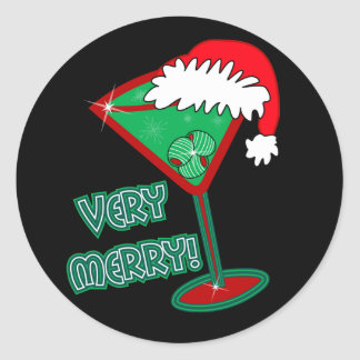 Very Merry Sticker