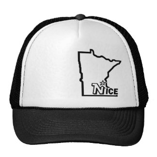 Very Minnesota Nice Hat