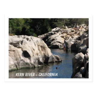 Very Nice Kern River Postcard! Postcard