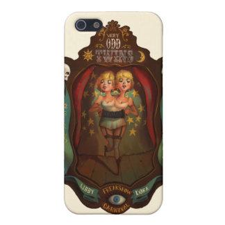 Very Odd Twins iPhone SE/5/5s Case