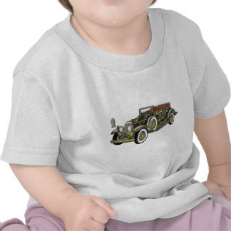Very Old Classic Car Shirts