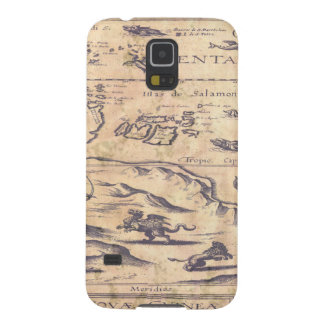 Very OLD map Galaxy S5 Cover