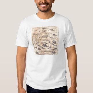 Very OLD map Shirts