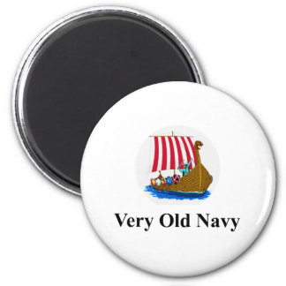 Very Old Navy Magnet