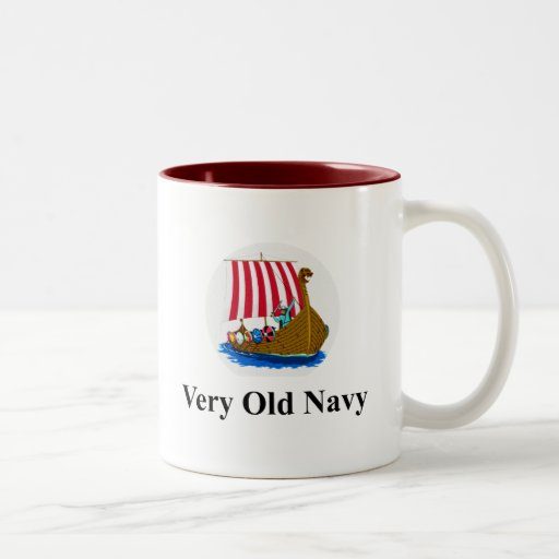 Very Old Navy Mugs