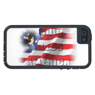 Very Patriotic G.B.A Soaring Eagle iPhone 5 Covers
