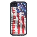 Very Patriotic G.B.A Tough Xtreme iPhone 5 Case