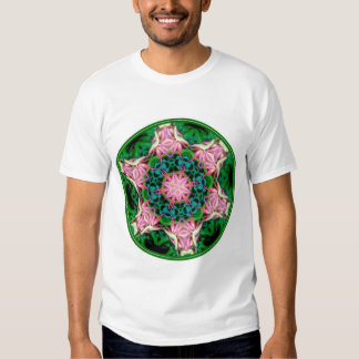 Very Pink Happy Birds Of Paradise T Shirt