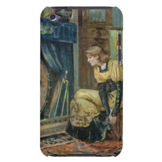 Very Precious Wishes For You, Victorian Christmas Case-Mate iPod Touch Case