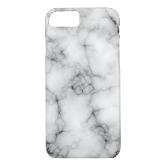 Very realistic White Marble iPhone 7 Case