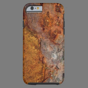 Very rusty tough iPhone 6 case