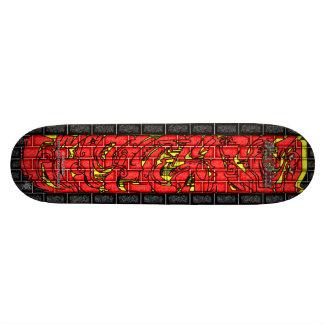 VERY SICK Tag 03 ~ Graffiti Art Pro Skateboard