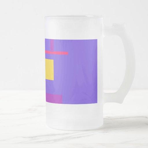 Very Small Indigo Coffee Mug