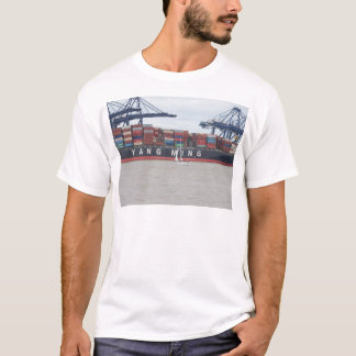 Very Small Yacht Very Large Ship! T-Shirt