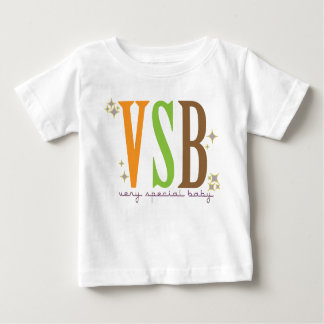 Very Special Baby Organic Christian baby t-shirt